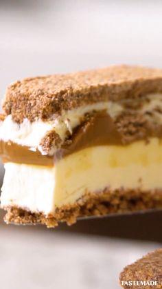 Fun Baking Recipes, Sweet Recipes, Cake Recipes, Dessert Recipes, Frozen Desserts, Just Desserts, Delicious Desserts, Yummy Food, Tasty