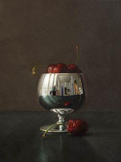 Neil Hollingsworth: Cherry Goblet