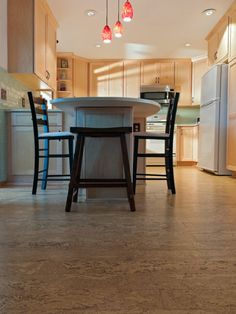 modern cork flooring and benefits | cork flooring, cork and dark