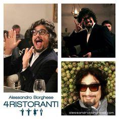 CIAOOOOOOOOOOOOOOO! Come state? In tanti mi avete chiesto del mio nuovo programma! Emoticon wink Ormai manca pochissimo! Ci vediamo il 4 marzo, alle 21.10 su Sky Uno: ALESSANDRO BORGHESE 4 RISTORANTI #illussodellasemplicità #chef #ontheroad #AlessandroBorghese4ristoranti #ilmionuovoprogramma #Italia #TV #SKY #StayRock