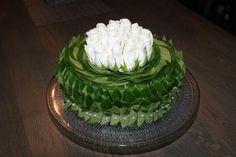 Moderne taart..