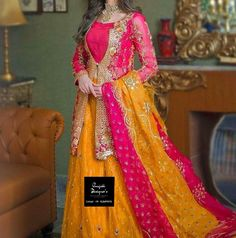 Lehenga Wedding Bridal, Indian Wedding Guest Dress, Wedding Lehenga Designs, Pakistani Wedding Outfits, Bridal Outfits, Wedding Dress, Chandigarh, Punjabi Lehenga, Lehenga For Girls