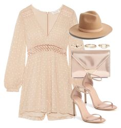Sin título #12882 by vany-alvarado on Polyvore featuring polyvore, fashion, style, Zimmermann, Stuart Weitzman, Alexander Wang, Warehouse, Lack of Color and clothing