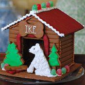 Gingerbread Dog House Mini-Thumbnail