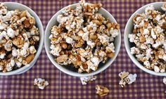 "Homemade cracker jacks! ""Wrong sport"", you say? ""Why should baseball own that perfect combo of salty, sweet, peanut-y, crunchy, sticky goodness?"" we say."