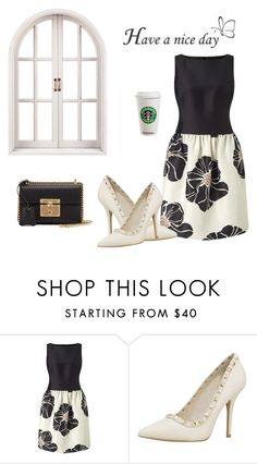 """""""Have A Good Day Lovelies"""" by kimberlydalessandro ❤ liked on Polyvore featuring Gucci"""