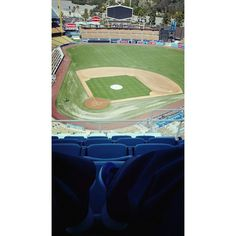 THINK BLUE: Top Deck chillin' I guess this will be our view on Opening Day  #Dodgers #DodgerStadium #LosAngelesDodgers #ibleedblue #fearla #baseballchick #baseballisawayoflife #sportsjunkie #baseballislife #chavezravine #blueheavenonearth #myparadise by 416happydodgergirl