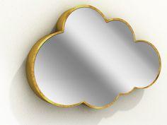 Wall-mounted mirror Nuvola dream Collection by altreforme | design Piter Perbellini, Garilab Associati