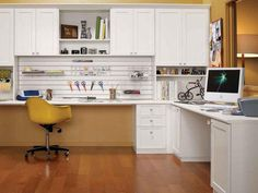 From chaotic to clean and creative, get ideas from HGTVRemodels to outfit your craft room with storage and organization on HGTV.com.
