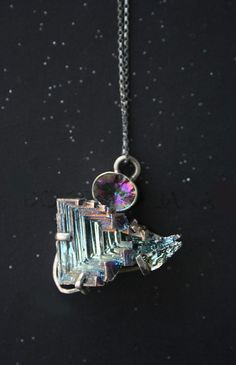 A truly celestial necklace.