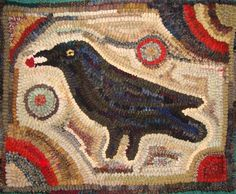 Saundra of Woodland Junction: Magdalena Style Crow