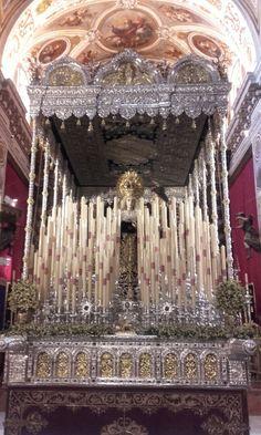 María Santísima de la Concepción Hermandad del Silencio Sevilla