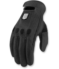 Icon 1000 Prep Glove - Black | Products | Ride Icon