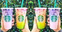 This Secret Starbucks 2-Toned Drink Is Taking Over Instagram | Fitness Magazine