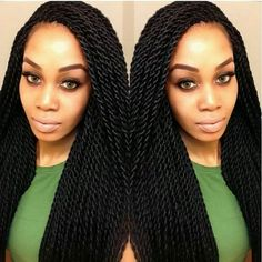 Astonishing Small Long Two Toned Red And Black Senegalese Twists Hairstyles For Men Maxibearus