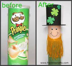 Resultado de imagen de pringles crafts
