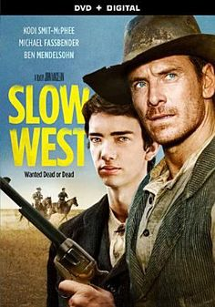 Slow west [videorecording] / an A24 release ; Film4, BFI, and the New Zealand Film Commission present ; in association with Cross City Films and Hanway Films ; a DMW Film/See-Saw Films/Rachel Gardner Films production ; producers, Iain Canning, Rachel Gardner, Conor McCaughan, Emile Sherman ; written and directed by John Maclean.