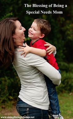 """The Blessing of Being a Special Needs Mom - """"When I stopped to think about it, I realized that along this journey I've learned a few things... ok a lot of things and counting my blessings is one of them!"""" #specialneeds"""
