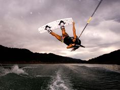 Wow, crazy flip on a wakeboard! Photo courtesy of Hyperlite, one of our vendors. http://boats.wholesalemarine.com/index/Hyperlite/_/N-1z141po/Ne-lflu #hyperlite, #watersports, #wholesalemarine