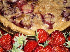 Strawberry Rhubarb Custard Pie Recipe - Food.com: Food.com