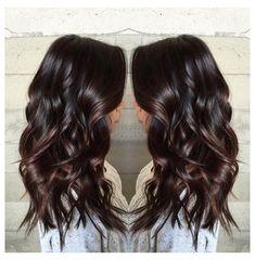 Pelo Chocolate, Chocolate Blonde, Dark Chocolate Brown Hair, Golden Brown Hair, Light Brown Hair, Dark Hair, Ash Brown, Chocolate Brown Hair With Highlights, Chocolate Cherry Hair Color