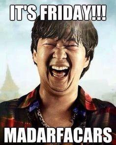 Haha that face