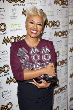Emeli Sande beat off competition from Jessie J and Tulisa Contostavlos at the Mobo Awards to win the Best Female gong. The Next to Me singer also took home the.