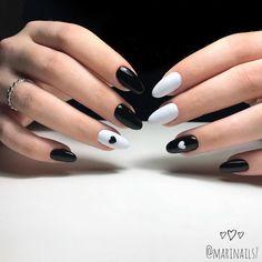 80 ideas to create the best Halloween nail decoration - My Nails Punk Nails, Edgy Nails, Grunge Nails, Stylish Nails, Trendy Nails, Swag Nails, Acrylic Nails Coffin Short, Simple Acrylic Nails, Acylic Nails