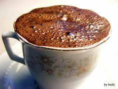 ✿ ❤ Turkish coffee...