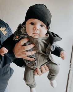Outfits Niños, Cute Baby Boy Outfits, Cute Outfits For Kids, Toddler Outfits, Baby Boys, Baby Boy Swag, Baby Boy Fashion, Kids Fashion, Cute Baby Pictures