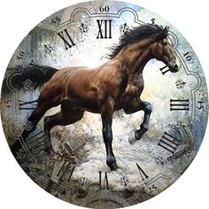Kai Fine Art is an art website, shows painting and illustration works all over the world. Albrecht Durer, Clock Printable, Art Carte, Arte Country, Clip Art, Colorful Paintings, Equine Art, Russian Art, Horse Pictures