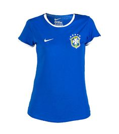 separation shoes d406b 7feae NIKE Short sleeve tee CBF crest on chest Lightweight for comfort Slight  stretch fabric