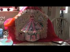 Fairy house book fold project share