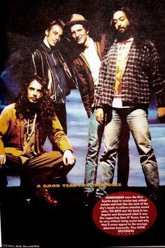 Soundgarden.