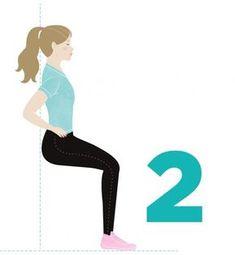 Vain seitsemän minuuttia riittää! Tämä pikajumppa korvaa tunnin puurtamisen | Me Naiset Hiit, Health Fitness, Gym, Workout, Home Decor, Wellness, Yoga, Motivation, Sports