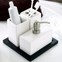 10 Most Desirable Bath Accessories - Decoration Channel