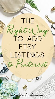 """Are you struggling to get traffic to your Etsy shop? Harness the power of Pinterest to drive customers to your handmade wares! Learn the correct way to pin your product listings in order to maximize your reach. This in-depth post will teach you how to create beautiful pin images for your listings and the RIGHT way to add them to Pinterest! Includes a FREE chapter from the e-book """"How to Rock Your Product Photography""""."""