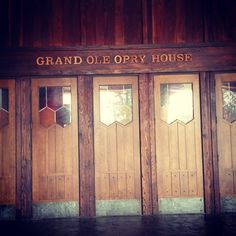 Visit Grand Ole Opry.    - **** Brought to you by the Attica Heritage Days Festival, celebrating the people and history of Attica, Indiana, held annually on the third Saturday of September, in downtown Attica. - http://atticaheritage.wordpress.com