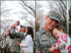 Military family in front of Cherry Blossoms in Tokyo Japan. Beautiful lifestyle photography.   Photography By Princess is an International Wedding & Portrait Photographer   #PhotographyByPrincess