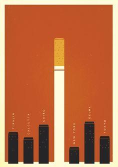 Graphic Designer Patrik Svensso  Lovely, simple posters by graphic designerpatrik svensso.
