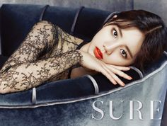 #Hyeri Girl's Day - Sure Magazine December Issue 2014