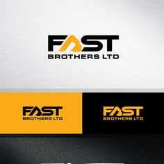 FAST BROTHERS LTD - Create a new logo for Fast Brothers Ltd., a growing heavy construction company