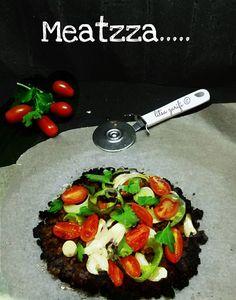 Meatzza - Dairy Free
