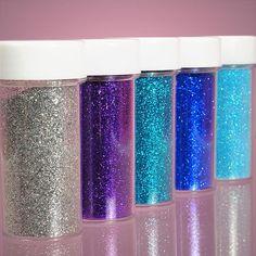 Glitter In Tubes