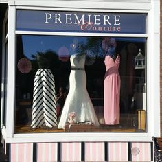 Looking for that perfect wedding dress, this is the boutique with newer trendy styles, you will be a beautiful bride on your special day.