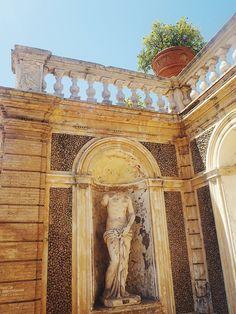The Forgotten Park Rome Italy