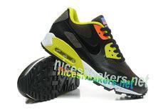 nike air max 90 hyp prm american flag black orange yellow 454446 996