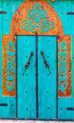 Julis, Israel - love the colour.