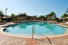 One of our four magnificent pools - soak up the Orlando sun and enjoy! | Rosen Shingle Creek | #orlando #rosen #resorts #hotels #idrive #pool