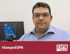 Rodrigo Tafner assume como Coordenador do novo curso da ESPM: Sistemas de Informação em Comunicação e Gestão. O alumn é formado em publicidade e Mestre pela ESPM. #GPSAlumni #SempreESPM